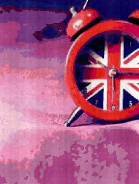 Британский флаг вариация