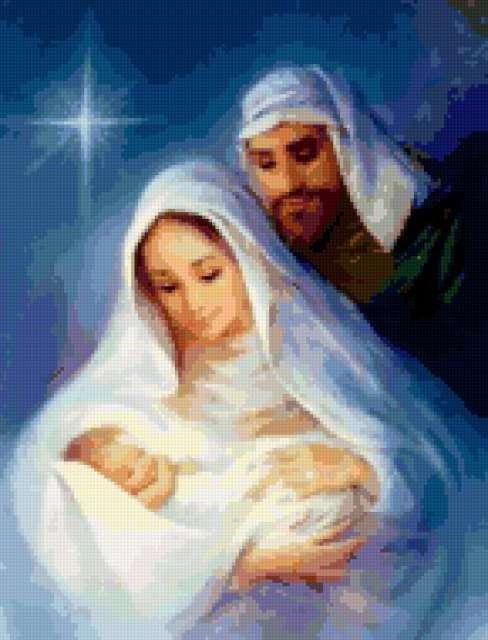 иисус, вифлеемская звезда