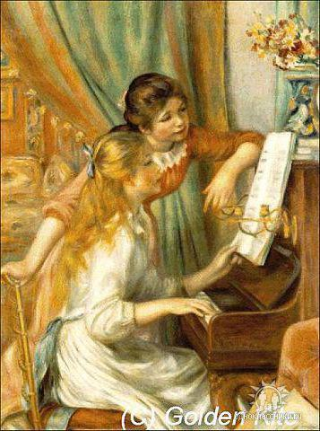 GOLDEN KITE, дети, пианино,