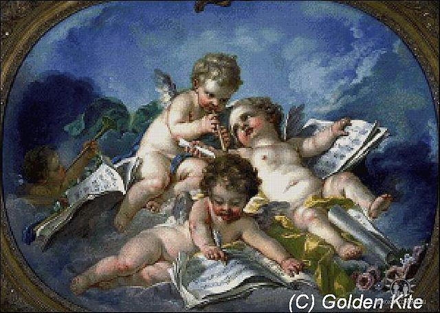 GOLDEN KITE, дети, ангелы