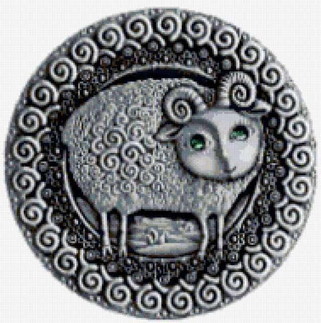 Знак зодиака - овен