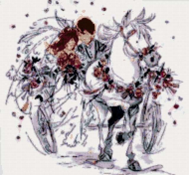 Свадебный кортеж, предпросмотр