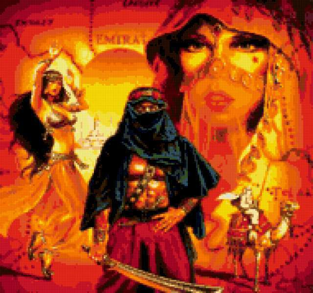 Арабские сказки, предпросмотр