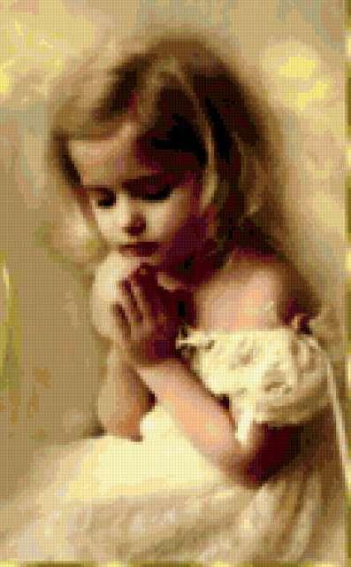 Девочка ангел, ангелы