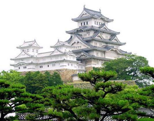 Японский пейзаж, пейзаж