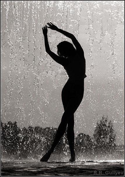 Схема вышивки «Танцующая