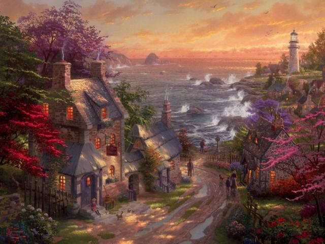 Волшебный остров, волшебство