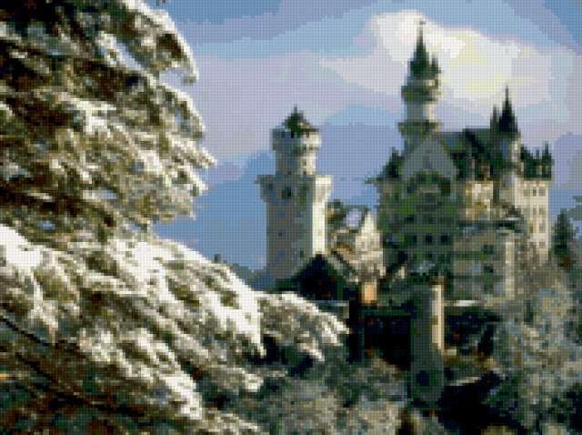 Лебединый замок, предпросмотр