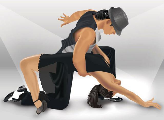 "Серия "" Магия танца "", танец,"