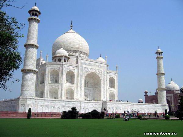 Тадж Махал. Индия, оригинал