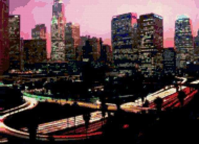 Лос-Анджелес, предпросмотр