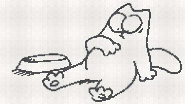 Кот Саймона 2, предпросмотр
