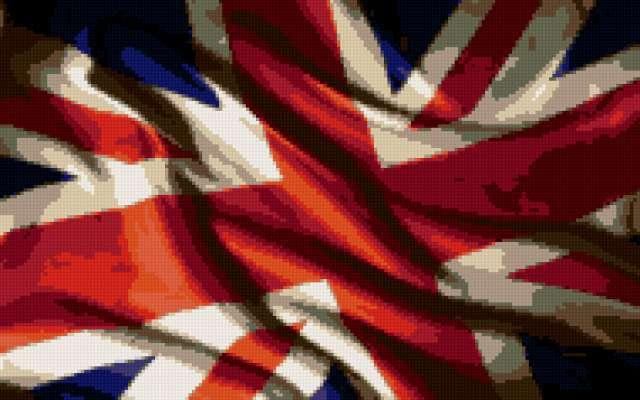 Британский флаг, предпросмотр