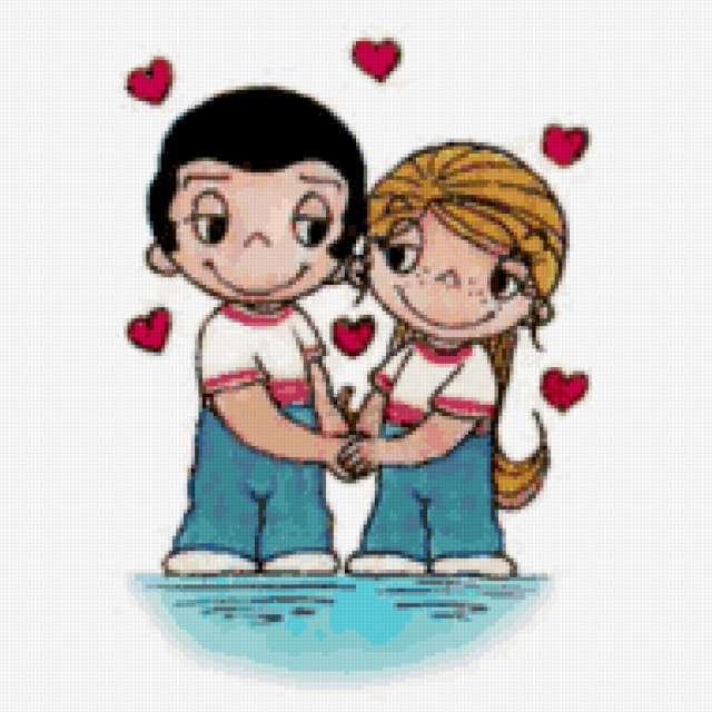 Вышивка схемы любовь это фото