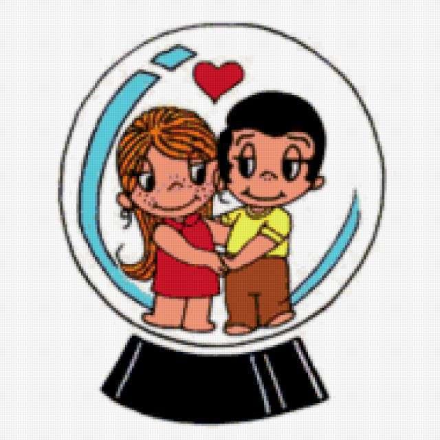 Любовь это...,