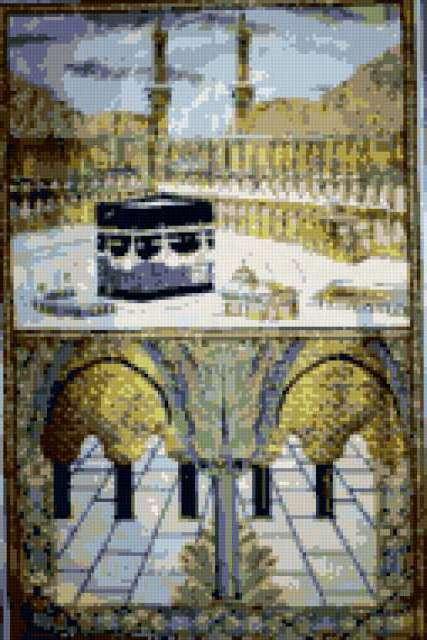 Коврик для намаза, ислам