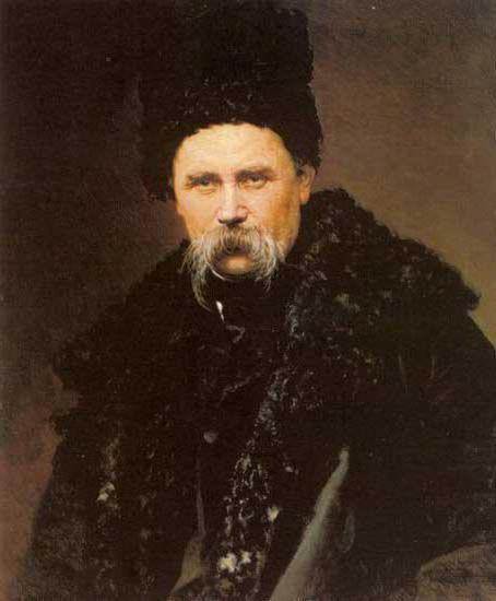 Шевченко Т.Г., оригинал