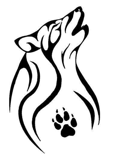 Волк, монохром, собака, зверь,