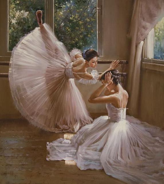 Фото галереи девушек танцовщиц 8 фотография