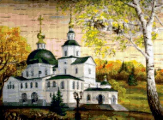 Храм, храм, церковь, религия,
