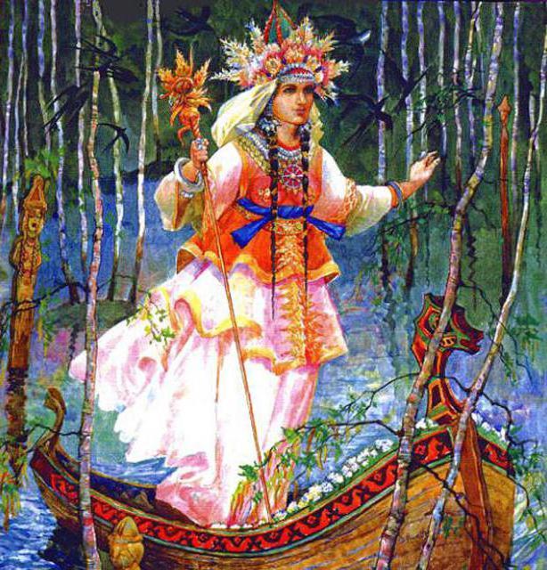 Берегиня, берегиня, сказка