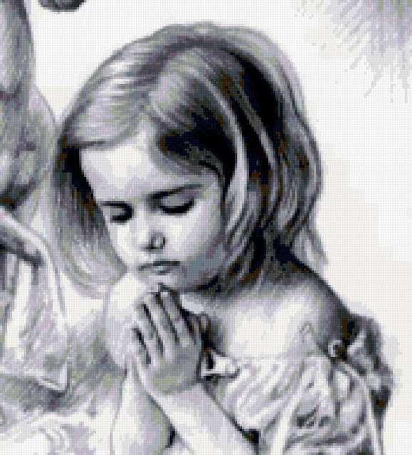 Молитва ребенка, предпросмотр