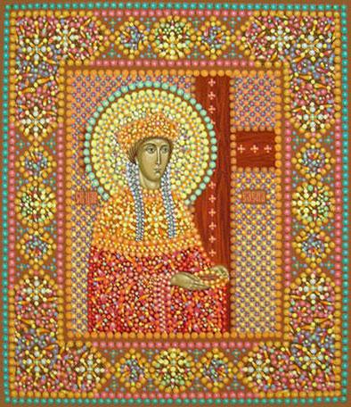икона Царица Елена, оригинал