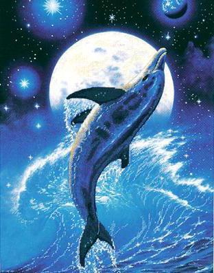 Скачать схему - Обитатели моря