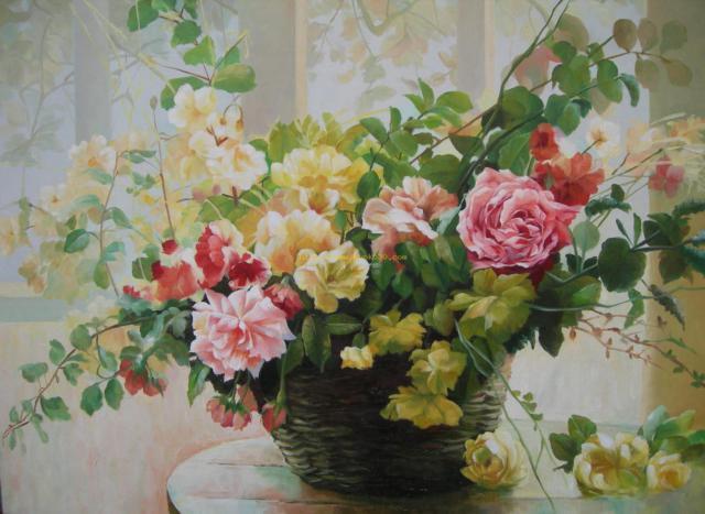 Букет роз, оригинал