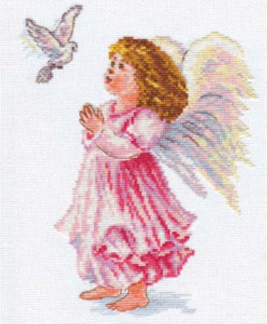 Ангел 3, ангел, девочка,