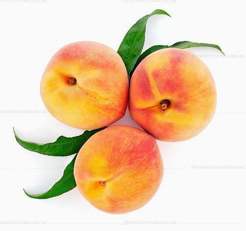 Персики, оригинал