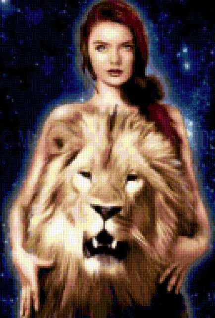 Знак зодиака Лев, знак, зодиак