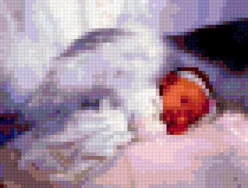 Ангелочек спящий,