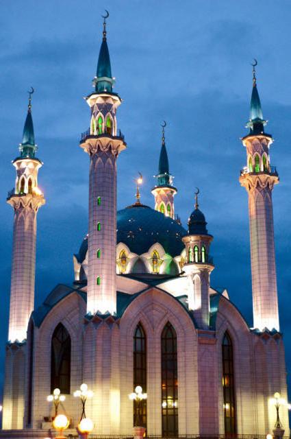 Мечеть Кул Шариф, религия,