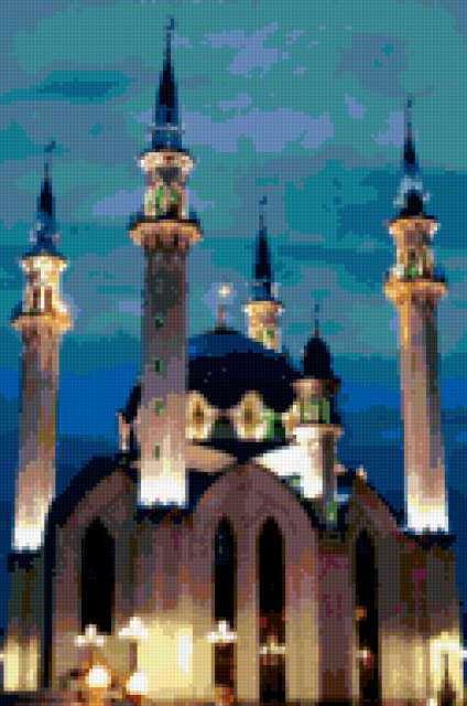 Мечеть Кул Шариф, предпросмотр