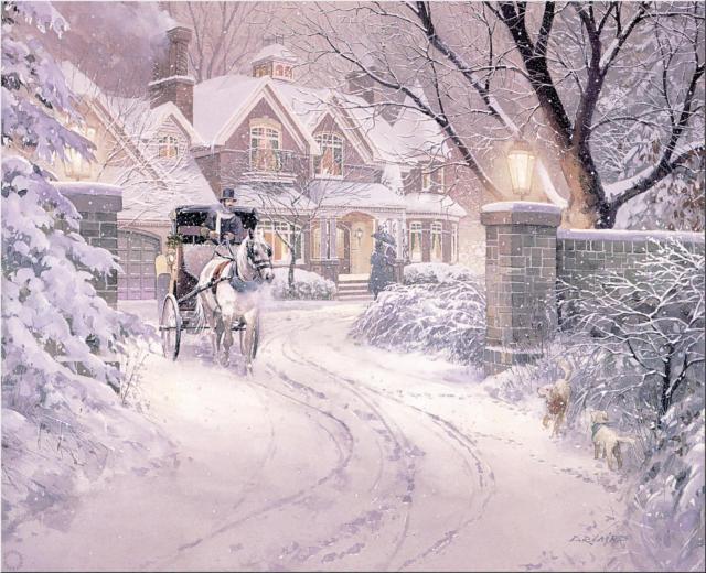 Зимняя сказка, оригинал