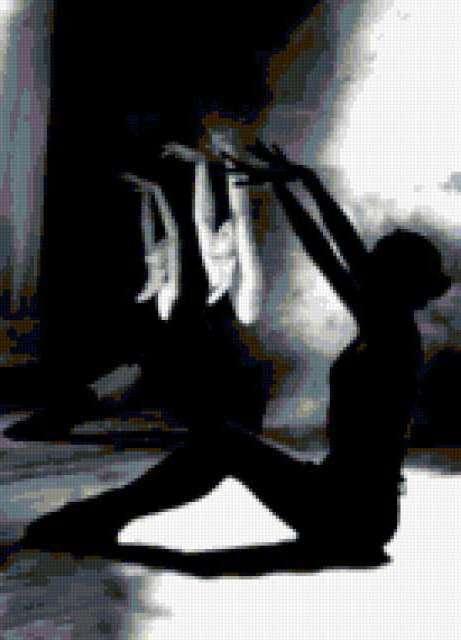 Балет, балет, балерина