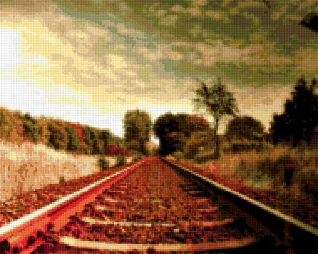 Железная дорога, разное