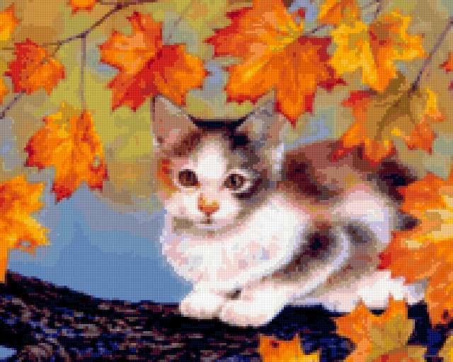 Осень-рыжая подруга