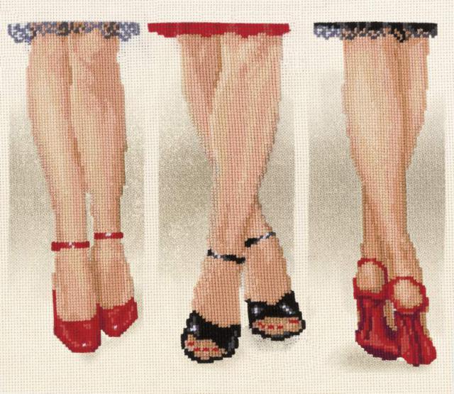 Прелестные ножки, оригинал