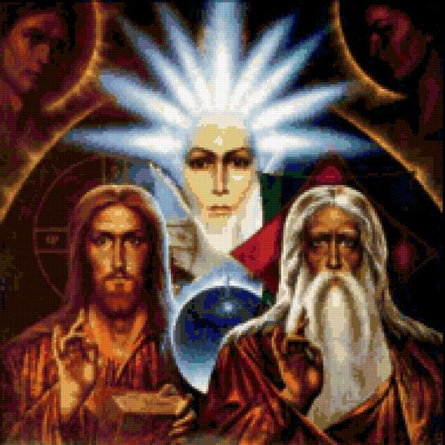 Св. Троица, предпросмотр