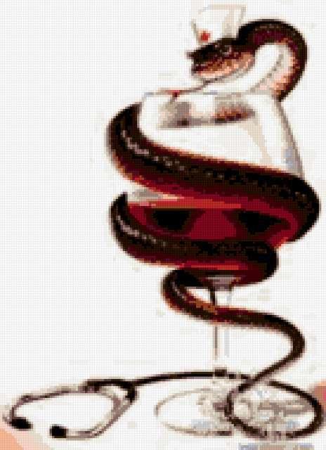 Змея - медицина, предпросмотр