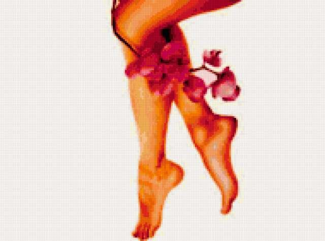 Великолепные ножки