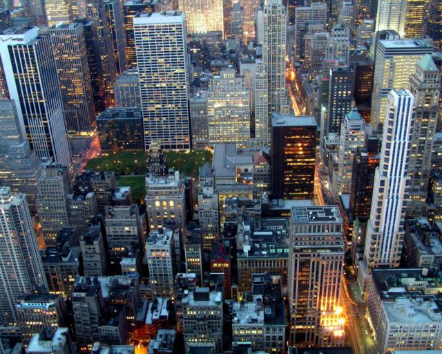 Нью-йорк манхеттен,