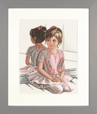 Маленькая балерина, девочка