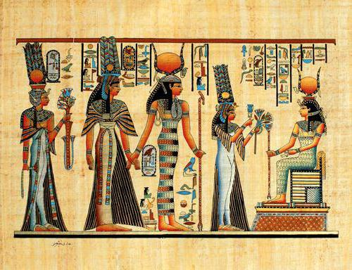 Египет, оригинал
