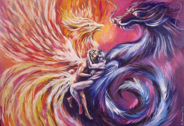 Феникс и Дракон. Фен шуй,