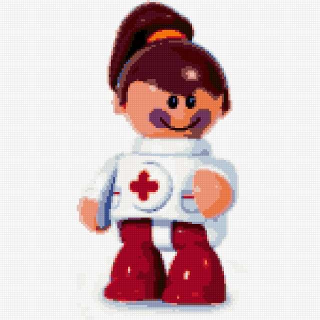 Медсестра, предпросмотр