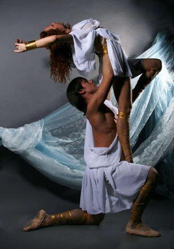 Нежный танец, танец, любовь,