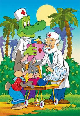 картинка из сказки доктор айболит